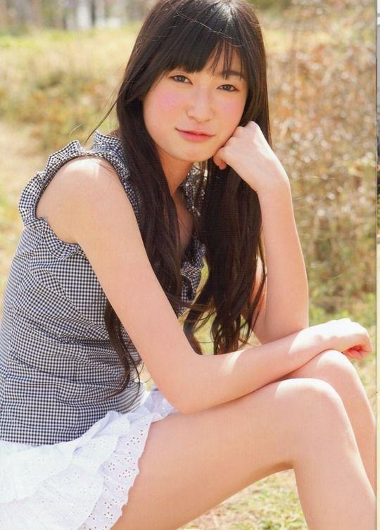 SUPER☆GiRLS前島亜美(15)という天使【エロ画像】 芸能エロ