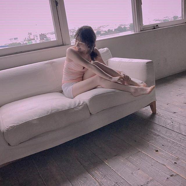NGT48加藤美南(18)白水着姿のオフショットが抜けるww【エロ画像】