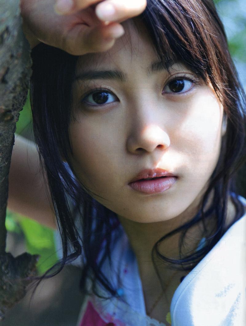 志田未来アイコラ画像 志田未来 21歳になった濡れ濡れふっくらおっぱいツルワキ美脚 ...