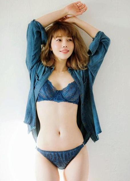 住谷杏奈(34)HGの妻のEカップグラビアがエロいww【エロ画像】