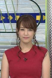 鷲見玲奈アナ(28)の着衣爆乳がくっそエロいww【エロ画像】