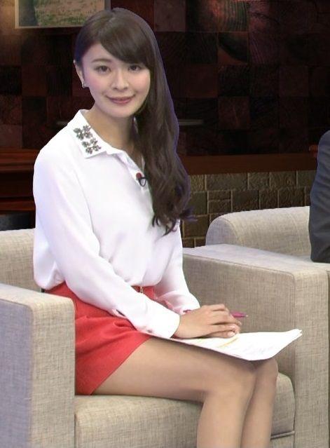 八田亜矢子(29)の太ももたまらんwww【エロ画像】