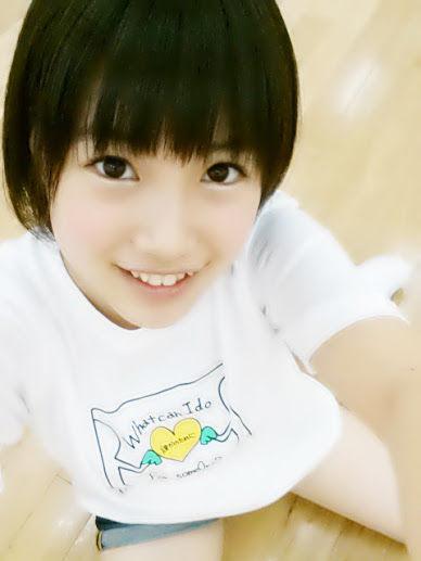 HKT48朝長美桜可愛すぎwwwww【エロ画像】