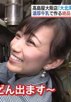 斎藤真美アナ(28)乳搾りに擬似フェラキャプが美人でエロいンゴw【エロ画像】