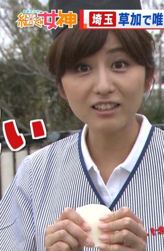 宇賀なつみアナ(32)の食レポが人妻感あってエロいww【エロ画像】