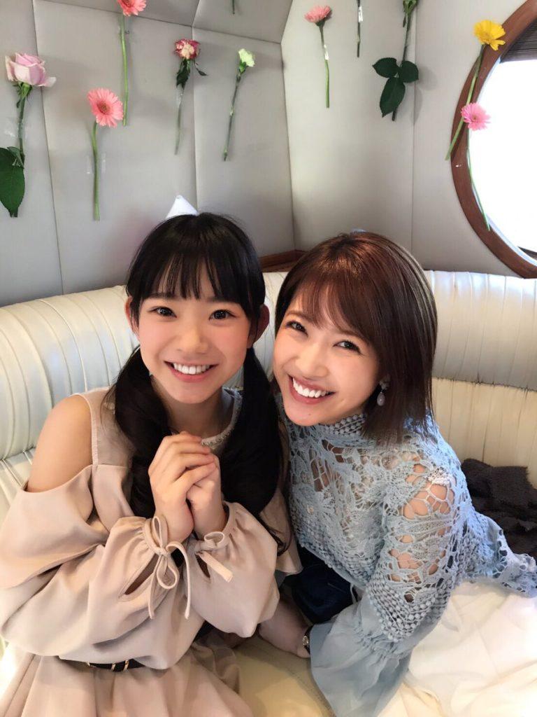 長澤茉里奈(21)合法ロリ巨乳が芸能活動最高したぞww【エロ画像】