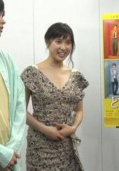 土屋太鳳(23)着衣おっぱいがクッソエロいww【エロ画像】