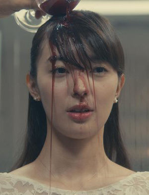 宮本茉由(23)の美人モデルのドラマのぶっかけキャプがエロいww【エロ画像】