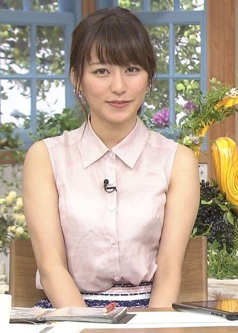 枡田絵理奈(28)の二の腕むちむち過ぎるwwwしゃぶりつきたいwww【エロ画像】