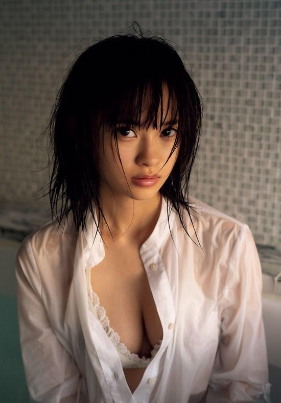 """中森千尋(18)""""関東一かわいい女子高校生""""の水着グラビアww【エロ画像】"""