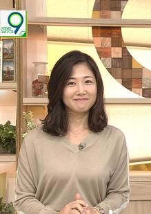桑子真帆アナ(31)のスケブラが着衣なのにエロいww【エロ画像】