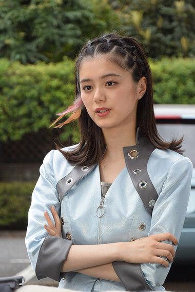 紺野彩夏(19)とかいう仮面ライダー娘がエロいww【エロ画像】