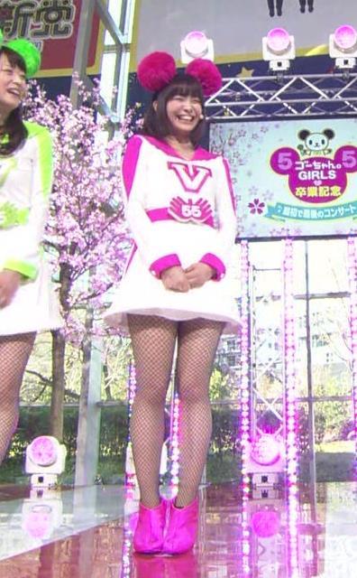 久冨慶子アナ(27)の腕立て伏せがエロい!二の腕とデカ尻がたまらん!