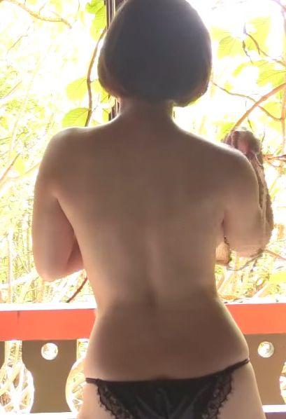 紗綾(23)ムッチリ巨乳のGカップグラドルのIVがエロすぎるww【エロ画像】