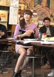 鷲見玲奈アナ(28)のパンチラや着衣巨乳がくっそエロいww【エロ画像】