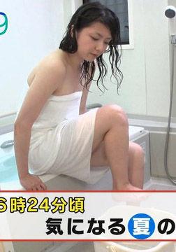 たかはしあいこ(28)の入浴シーンが生々しくてエロいww【エロ画像】