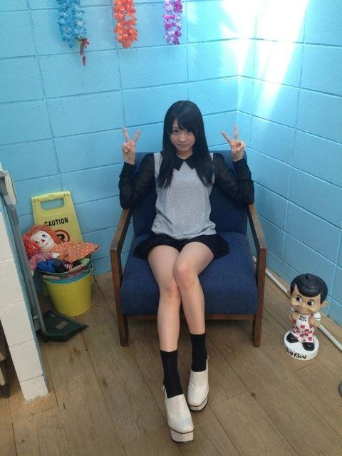 SKE木崎ゆりあ(17)の脚エロ過ぎwwww【エロ画像】