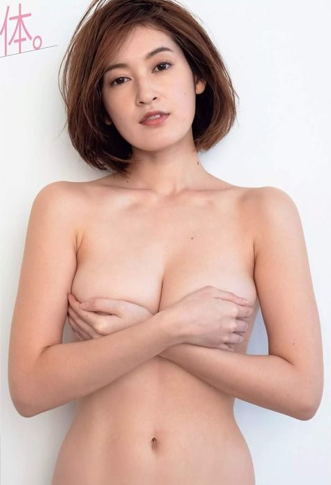 宮沢セイラ(25)の袋とじおっぱいヌードがぐうシコww【エロ画像】