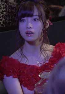 橋本環奈(20)のキャバ嬢ドレス姿がエロいww【エロ画像】