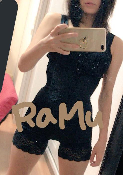 Ramu(20)チビ巨乳のツイッターにうpした下着姿が抜けるww【エロ画像】