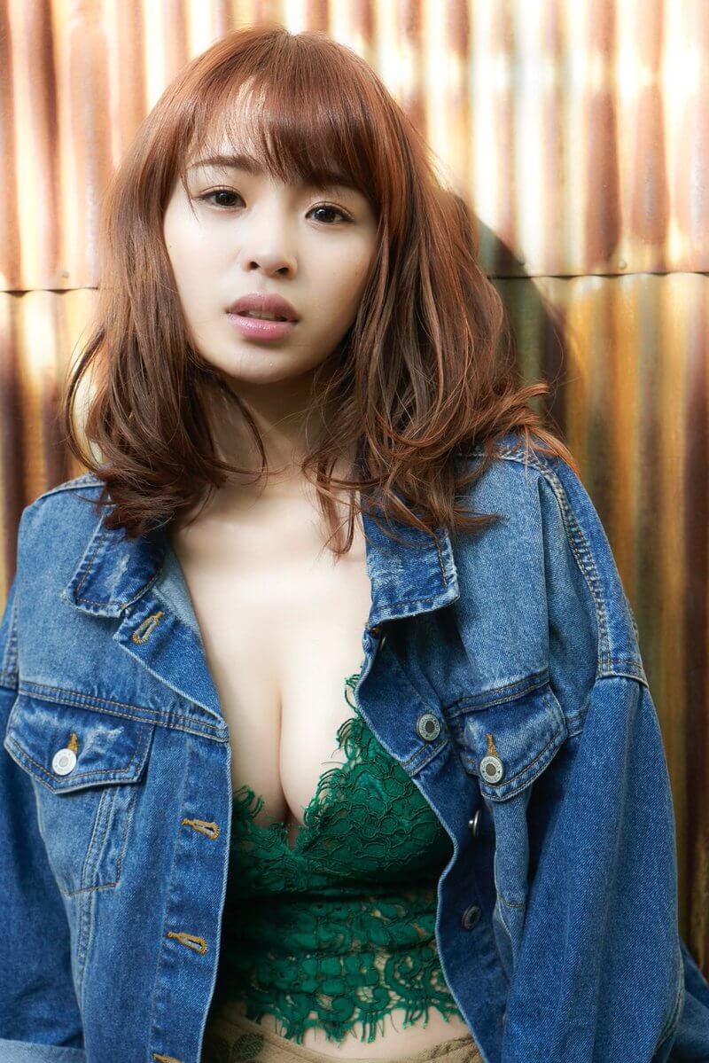 野々宮ミカ(26)のGカップの爆乳おっぱいがエロいww【エロ画像】