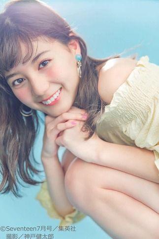けやき坂46小坂菜緒(15)が「Seventeen」の専属モデルに決定ww【エロ画像】