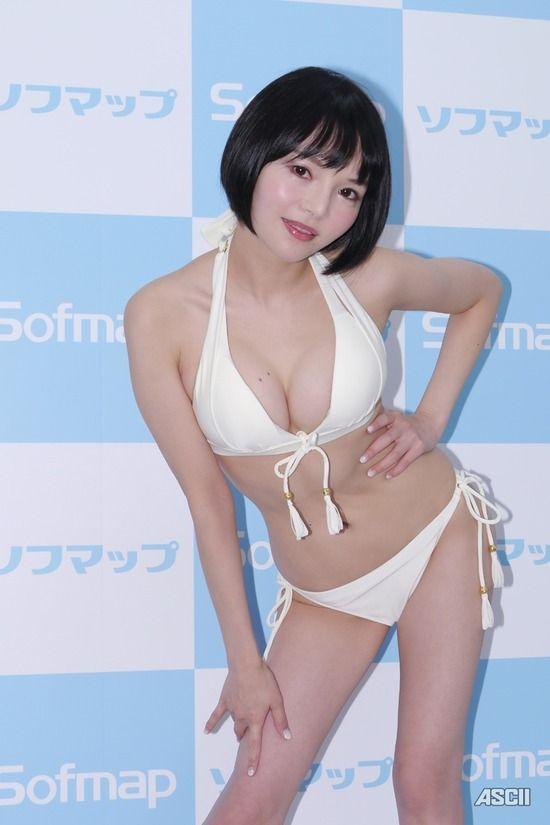 羽依澄玲(30)の熟ロリFカップボディがエロいww【エロ画像】