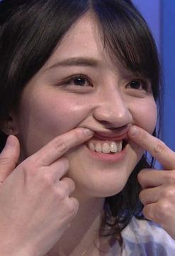 赤木野々花アナ(28)の口元アップのエロキャプがなんかエロいww【エロ画像】