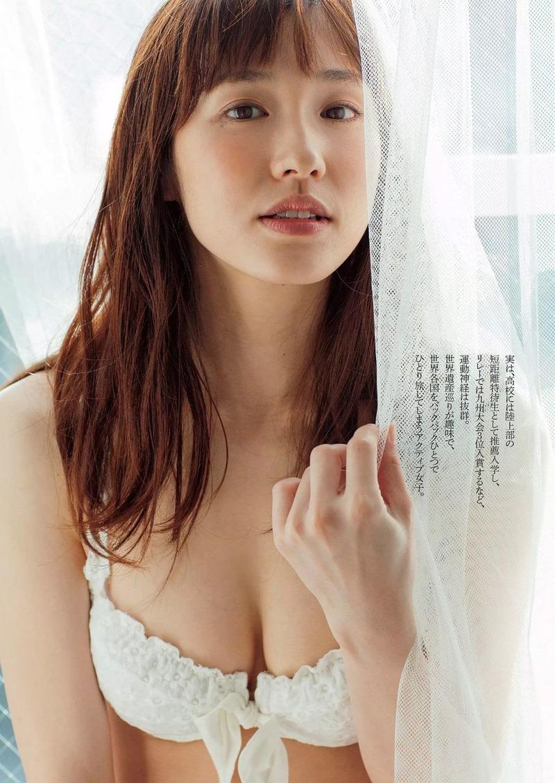 博多の壇蜜・藤田可菜が東京進出でドスケベ水着グラビア!売れるためにはFカップの巨乳を全裸ペイントで放り出す?【エロ画像】