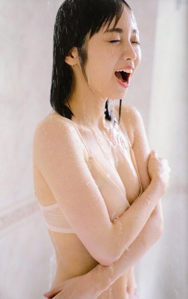 今泉佑唯(20)のハミマンしてるド変態写真集ww【エロ画像】