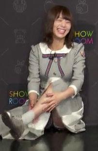 北野日奈子(22)のSHOWROOMのパンチラがぐうシコww【エロ画像】