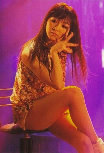 Perfumeかしゆかこと樫野有香(24)の美しい身体【エロ画像】