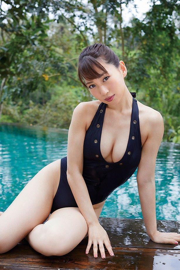 元AKB48増田有華(26)推定Fカップの巨乳谷間がぐうシコww【エロ画像】