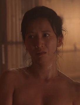 戸田菜穂(44)の入浴シーンに後ろ姿ヌードが抜けるww【エロ画像】