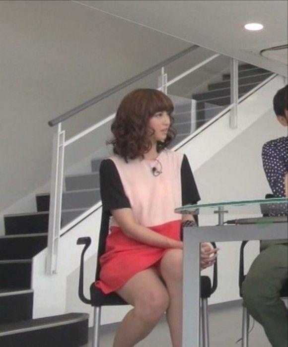 安田美沙子(31)のパンチラ?【エロ画像】