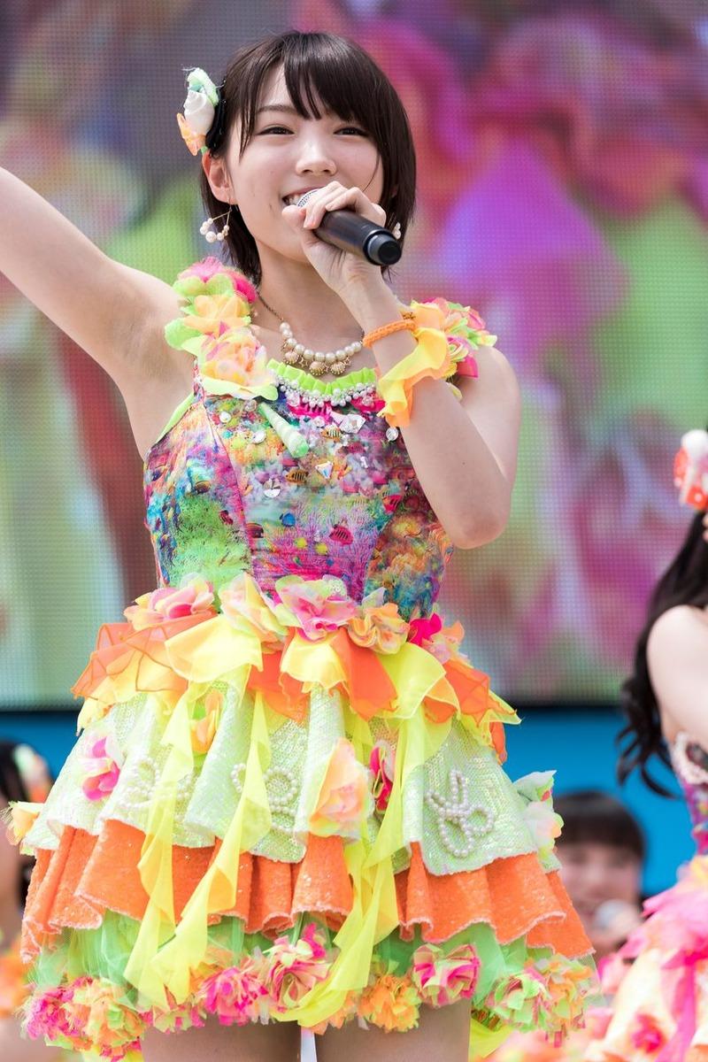 太田夢莉(17)美ワキでNMB48で一番抜けると噂のアイドルww【エロ画像】