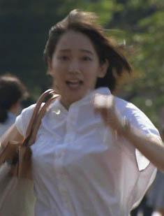 吉岡里帆(25)のドラマ最終回で見せた乳揺れがぐうシコww【エロ画像】
