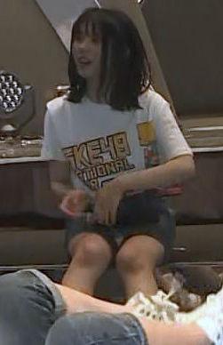 SKE48小畑優奈(16)の純白パンティーのパンチラがぐうシコww【エロ画像】