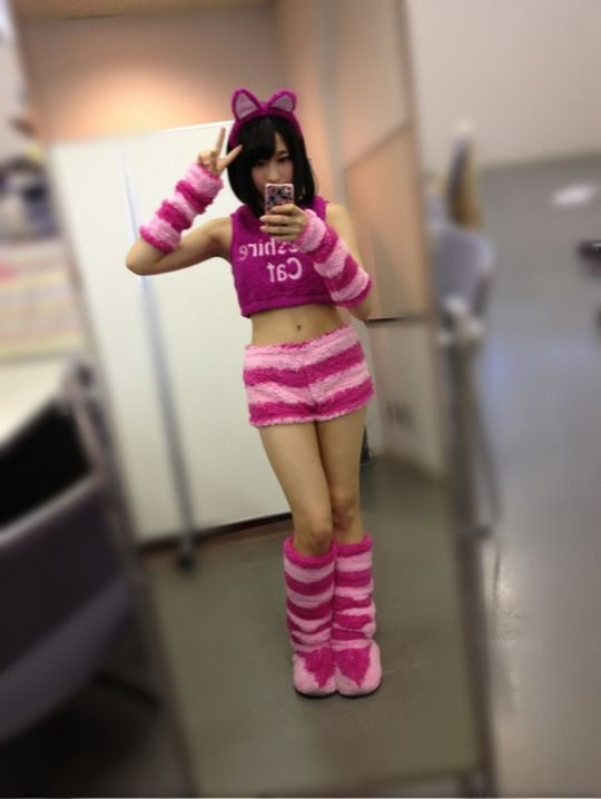 AKB48研究生の平田梨奈(14)がおっぱいちゃんと話題に【エロ画像】