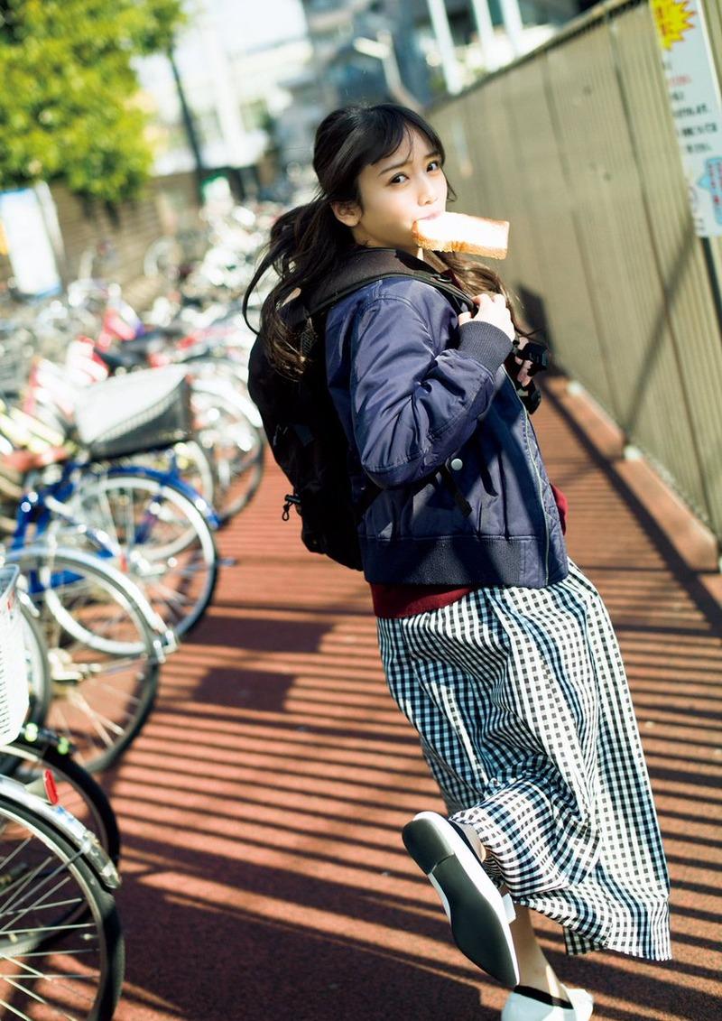 齊藤京子(21)のラーメン好き美女のストーリーグラビアww【エロ画像】