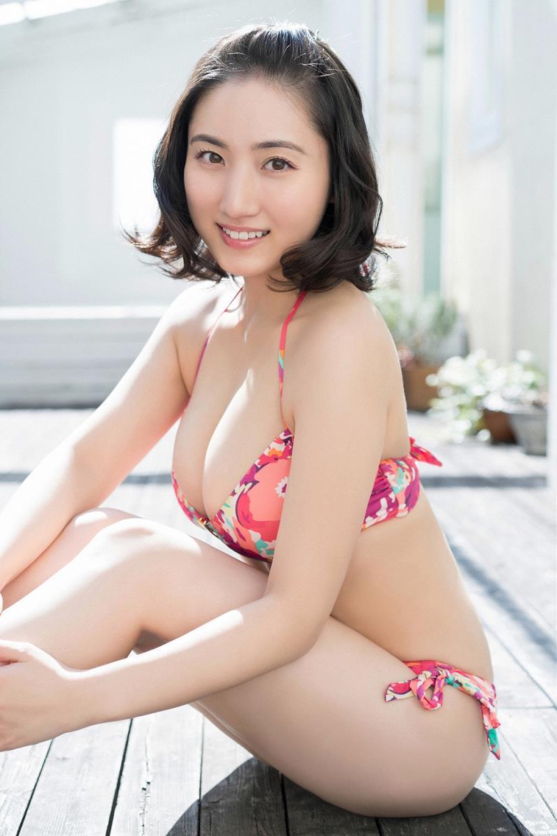 紗綾(24)がグラビア引退するので水着グラビアを抜き納めww【エロ画像】