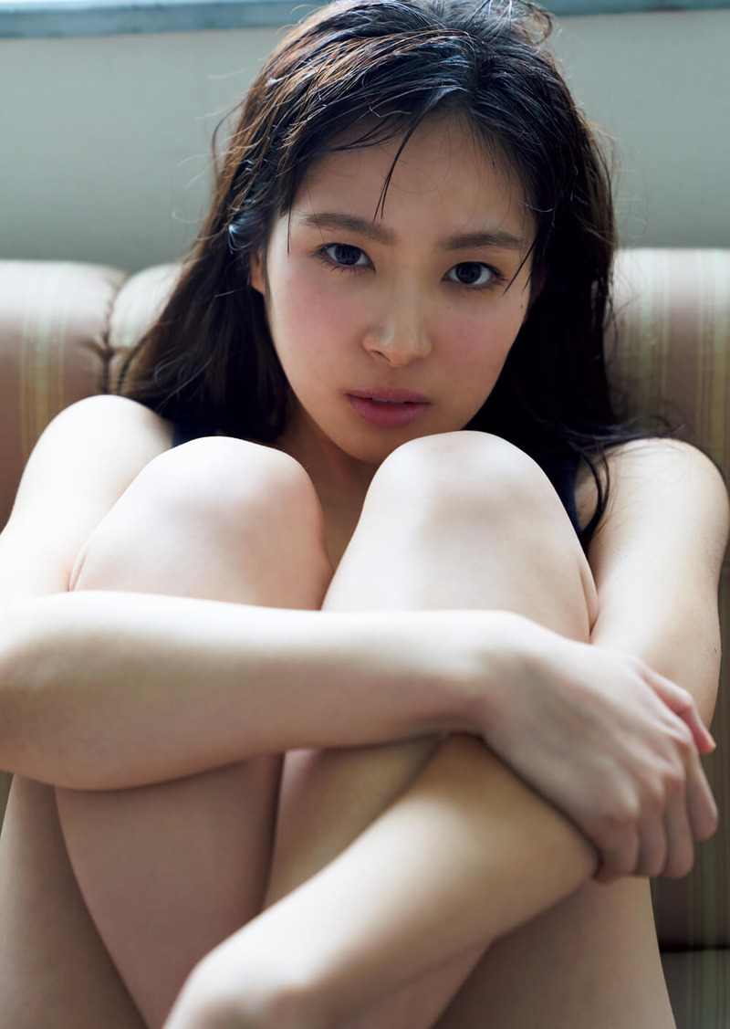 関水渚(21)の全裸に見える水着グラビアがエロいww【エロ画像】