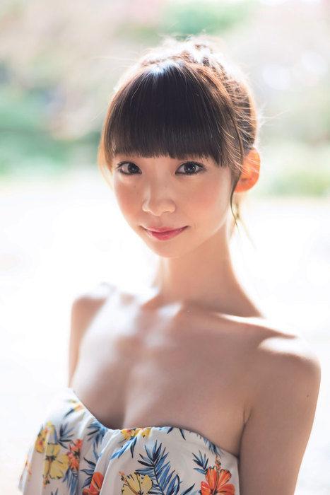 荻野由佳(19)のスレンダーボディが際立つ最新グラビアが抜けるww【エロ画像】