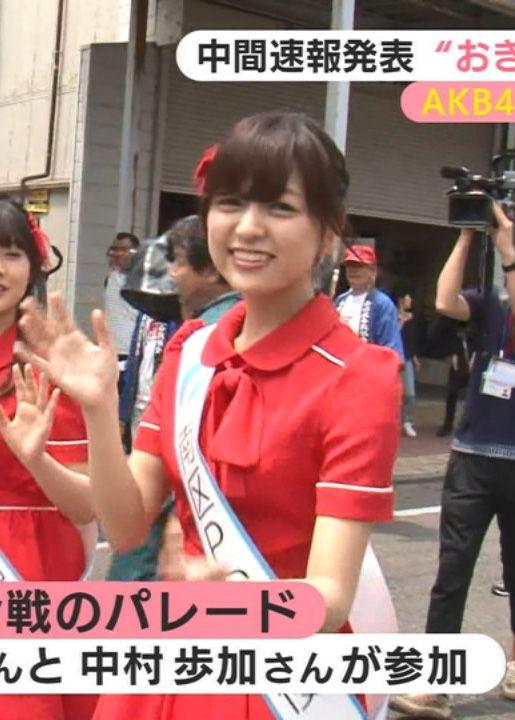 NGT48の中村歩加(18)が女子アナ系で期待せざるを得ない逸材ww【エロ画像】