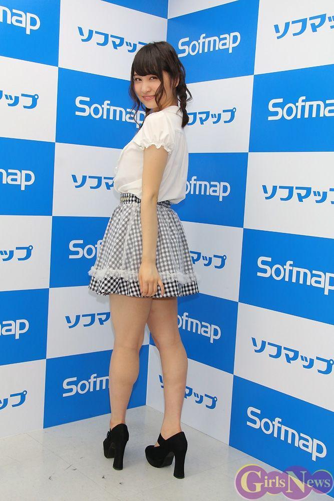 元SKE48今出舞(21)が新作「my mai」でドスケベ過ぎる肉体を恥じらいもなく披露【エロ画像】