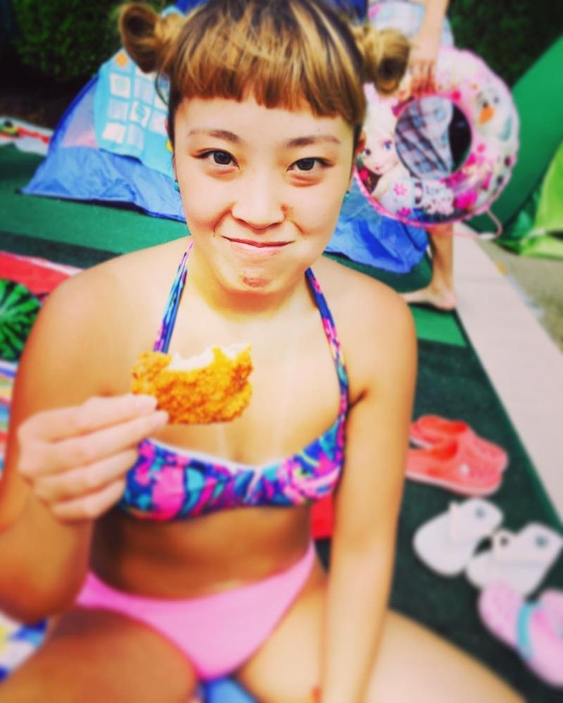 スーブー(27)恵比寿★マスカッツのお笑い枠の肉弾ボディww【エロ画像】
