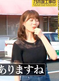 生田絵梨花(21)の着衣巨乳ニットがエロいww【エロ画像】