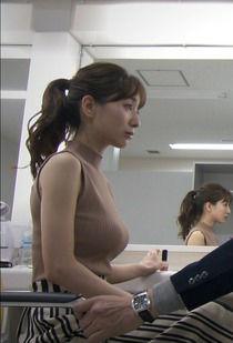 田中みな実(32)のドラマでの着衣巨乳ニットがクッソエロいww【エロ画像】