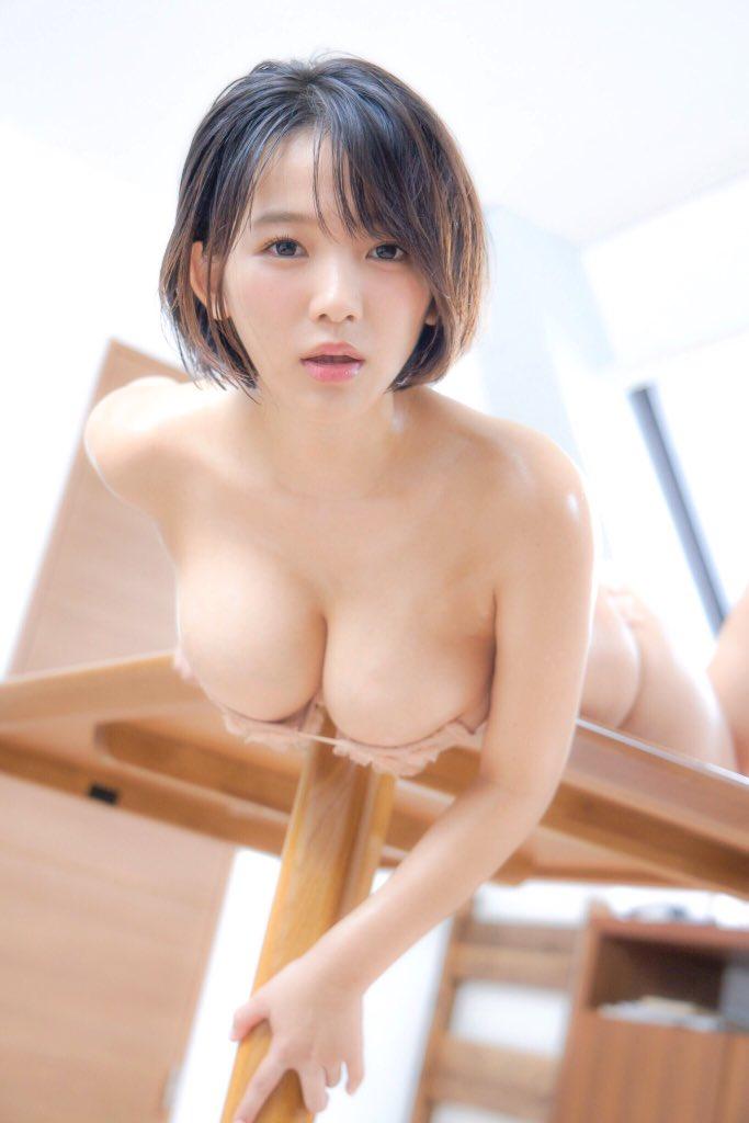 天木じゅん(23)のIカップバストが健在でエロいww【エロ画像】