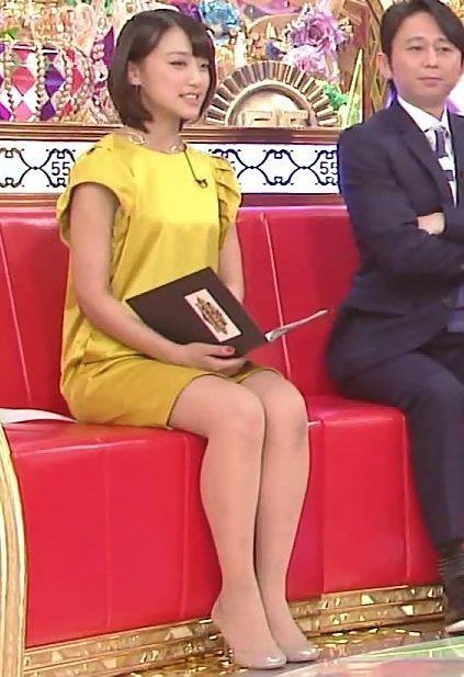 竹内由恵アナ(28)のむちむちな二の腕と太ももがAVよりも抜けるんだがwww【エロ画像】